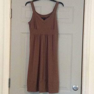 Apostrophe sun dress, taupe